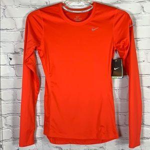 Nike Miler Long Sleeve Size XS